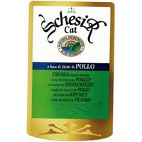 Schesir Kitten Pouch Chicken Fillet - 100 g