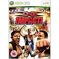 TNA Impact! Total Nonstop Action Wrestling (Xbox 360)