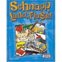 Amigo Schnapp, Land, Fluss! (In German, new edition))
