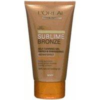L'Oréal Sublime Bronze Gel (150 ml)