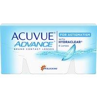 Johnson & Johnson Acuvue Advance for Astigmatism (6 pcs)