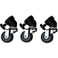 Walimex Tripod Wheels Pro - Set of 3