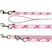 Trixie Modern Art Rose Heart dog lead XS-S (15 mm / 120 cm)