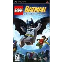 LEGO Batman: The Videogame (PSP)
