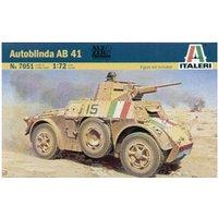 Italeri Autoblinda AB 41 (07051)