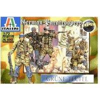 Italeri German Paratroopers WWII (06045)