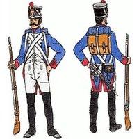 Italeri French Line Infantry - Napoleonic Wars 1800-1815 (06002)