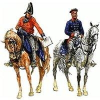 Italeri British and Prussian General Staff (06065)