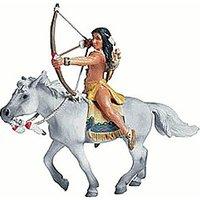Schleich Sioux Archer on Horse (7030)