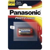 Panasonic 10x Photo Power CR123A