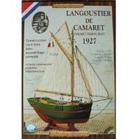 Soclaine Langoustier de Camaret 1927