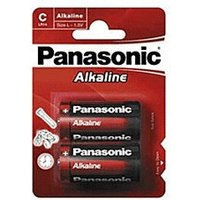 Panasonic Alkaline Power 2x C / LR14