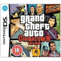 Grand Theft Auto: Chinatown Wars (DS)