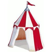 Schleich Tournament Tent, red