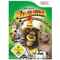 Madagascar: Escape 2 Africa (Wii)