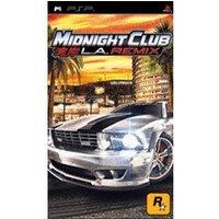 Midnight Club: Los Angeles Remix (PSP)
