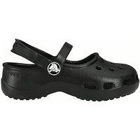 Crocs Girls Mary Jane Black
