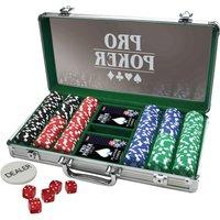 Piatnik Pro Poker Set (300 Chips| 14g)