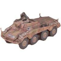 Hasegawa Sd.Kfz.234/3 8-Rad Schwerer Panzerspähwagen Stummel (31154)