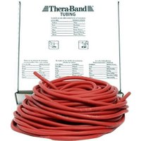 Thera Band Tubing 7.50 m red / medium strong