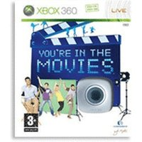 You're in the Movies + Camera (Xbox 360)