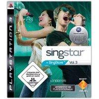 SingStar Vol.3 (PS3)