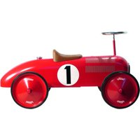 Vilac Metal Ride-On Car red (1049)