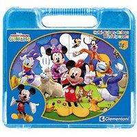 Clementoni Mickey Mouse Club House (24 cubes)