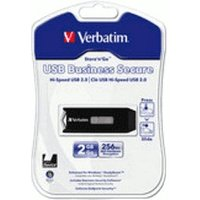 Verbatim 47335 Store 'n' Go Business Secure 2GB