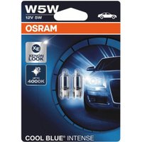 Osram Cool Blue Intense W5W (2825HCBI)