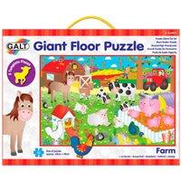 Galt Giant Floor Puzzle Farm