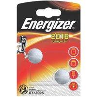 Energizer 2x CR2016