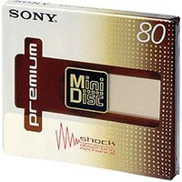 Sony MiniDisk 700MB 80min 1pk Jewel Case