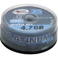 Bestmedia DVD+R 4,7GB 120min 16x 25pk Spindle