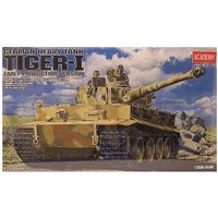 Academy Tiger I Early Version (1348)