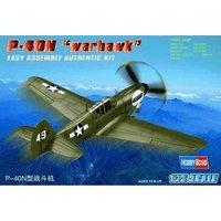 HobbyBoss P-40N Warhawk (80252)
