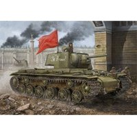 HobbyBoss Russia KV-1 Model 1942 Simplified Turret Tank (84812)