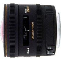 Sigma 4.5mm f/2.8 EX DC HSM Pentax
