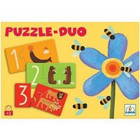 Djeco Numbers Puzzle Duo