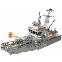 MEGA BLOKS Probuilder - M1064 Gromitz Minehunter Boat (3250)