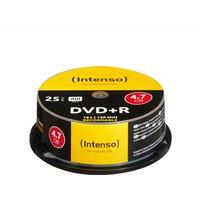 Intenso DVD+R 4,7GB 120min 16x 25pk Spindle
