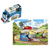 Ravensburger Thomas and his friends - Thomas in Shaped carton