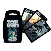 Winning-Moves Top Trumps Star Wars Episodes 4-6