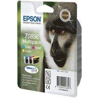 Epson T0896 C/M/Y