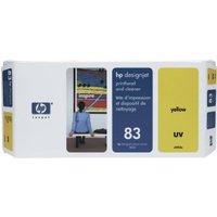 HP No. 83 (C4963A) Yellow