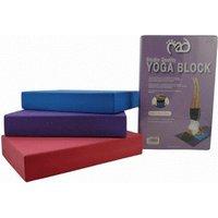Yoga-Mad Full Yoga Block