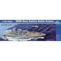 Trumpeter USSR Navy Kalinin Battle Cruiser (5709)