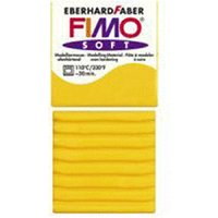 Fimo Soft Block Clay - Pacific Blue 56g