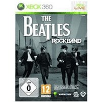 Rock Band: The Beatles (Xbox 360)