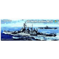 Trumpeter USS North Carolina (5734)